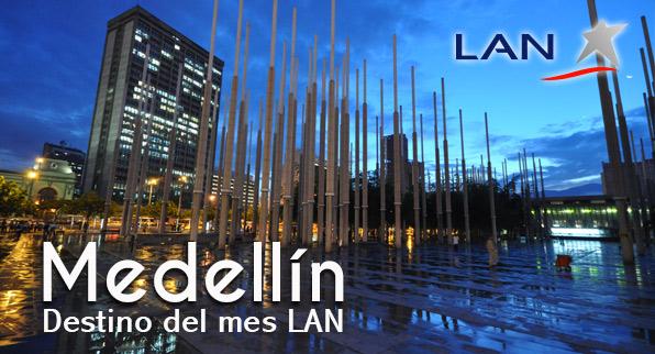 Medellín con LAN