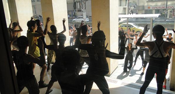 Pregrado en arte danzario