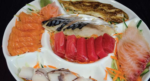 Okinawa Sushi Lounge