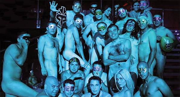 Fiesta nudista
