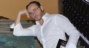 Literatura-Entrevista-Antonio Praena-Cortesía