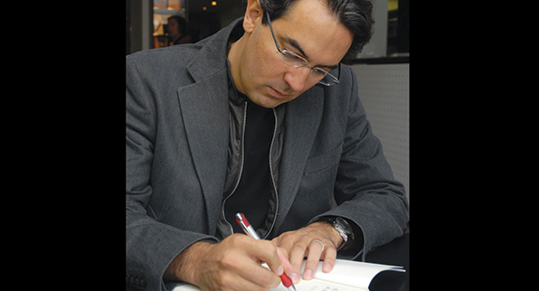 Festival de literatura de Bogotá
