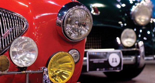 XIV Salón internacional del automóvil