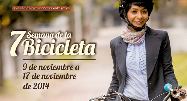 Séptima semana de la bicicleta