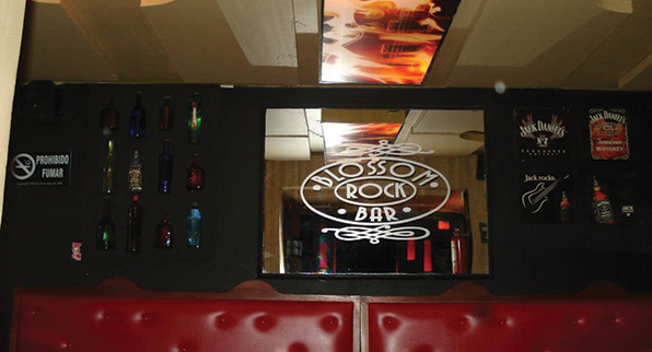 Blossom Rock Café
