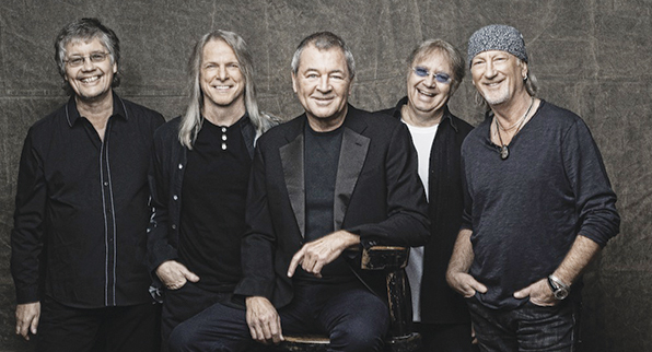 Deep Purple en Bogotá