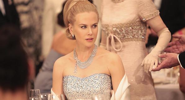 La princesa de Mónaco