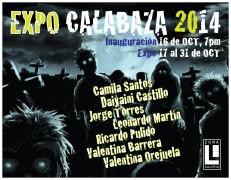 Expo Calabaza @ Zona L Galeria | Plainville | Kansas | Estados Unidos