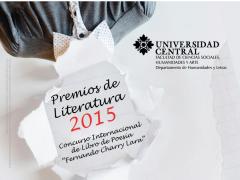 Abierta la convocatoria para el I Concurso  Internacional de Libro de Poesía @ Universidad Central, Facultad de Ciencias Sociales, Humanidades y Arte