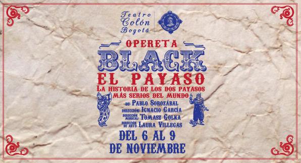 Operata Black El Payaso