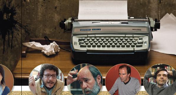 Escritores BoGOtanos que escriben sobre BoGOtá