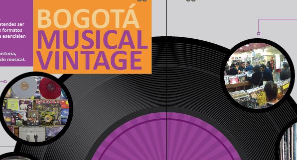 BoGOtá musical vintage