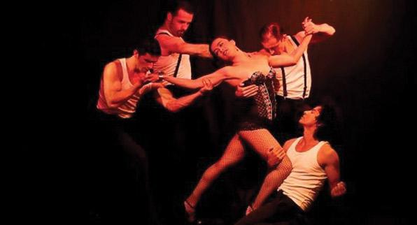Paprika Tango Cabaret