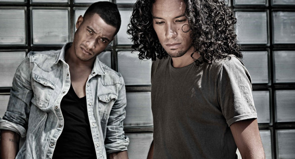 Sunnery James y Ryan Marciano