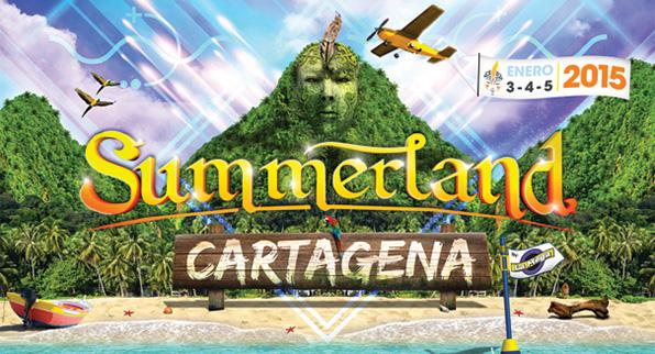 Summerland Cartagena 2015