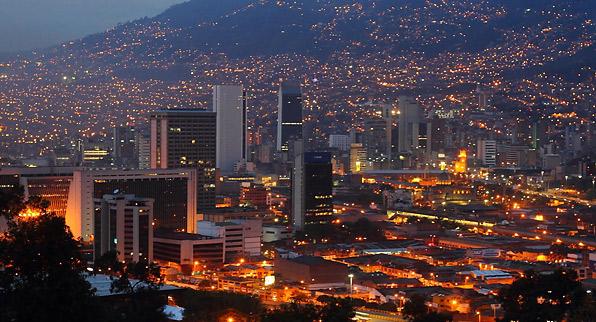 Destino: Medellín