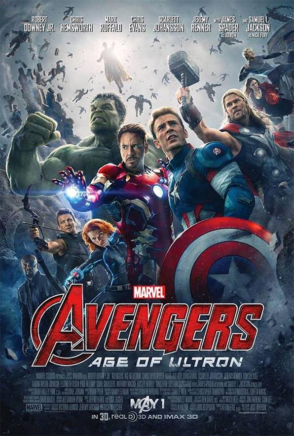 Primer poster de Avengers: Era de Ultrón