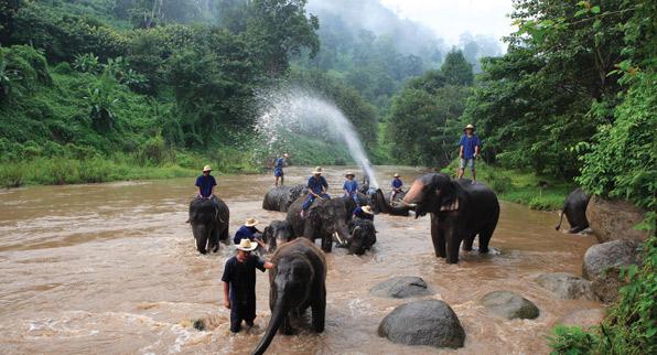 Lugares para visitar: Tailandia