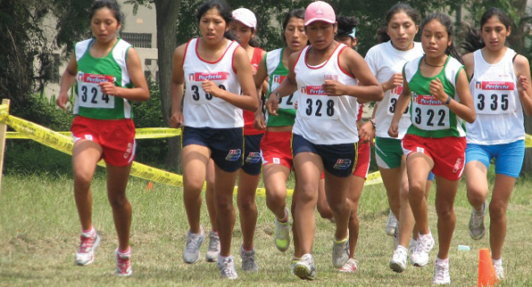 Campeonato Cross Country