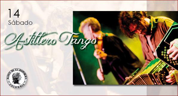 Astillero tango