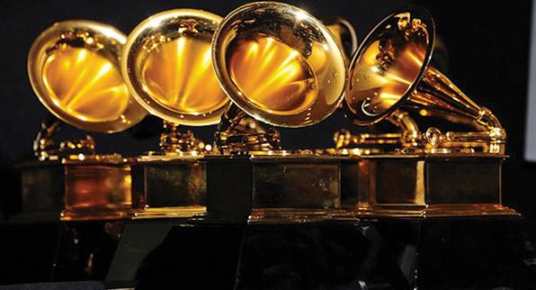 Grammy's 2015