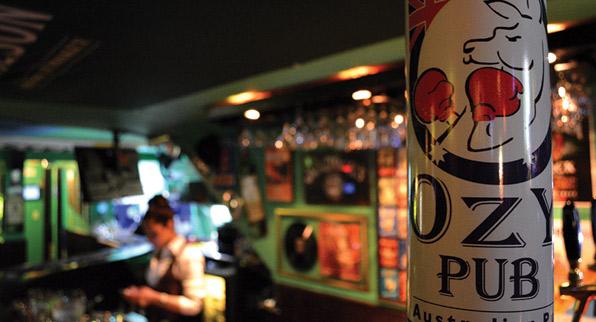Ozy Pub – Australian Pub