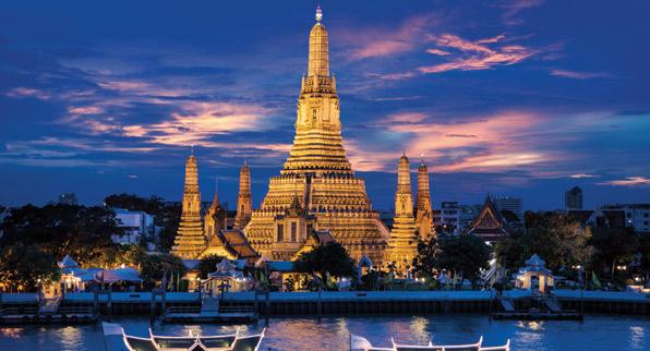Tailandia Generalidades