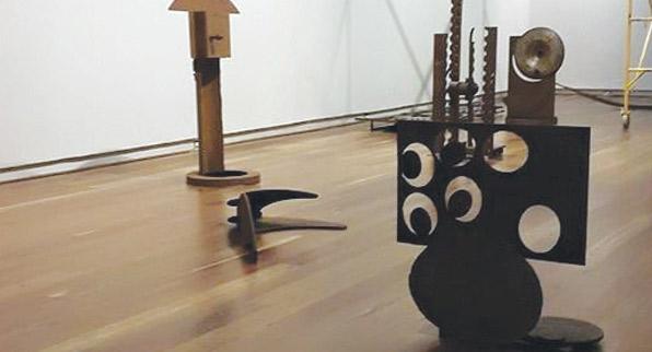 35 años de escultura