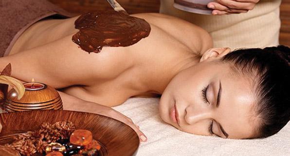 Ritual con chocolate