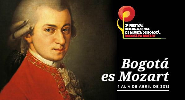 Bogotá es Mozart
