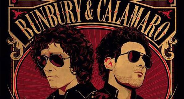 Calamaro y Bunbury presentan su nuevo video