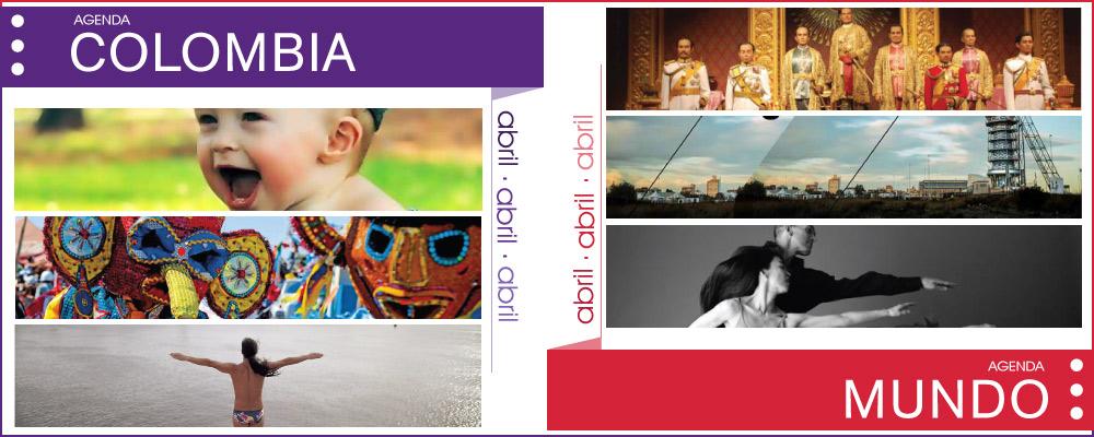 Agenda Colombia / Mundo Ed.111