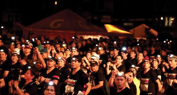 Energizer Night Race 2015