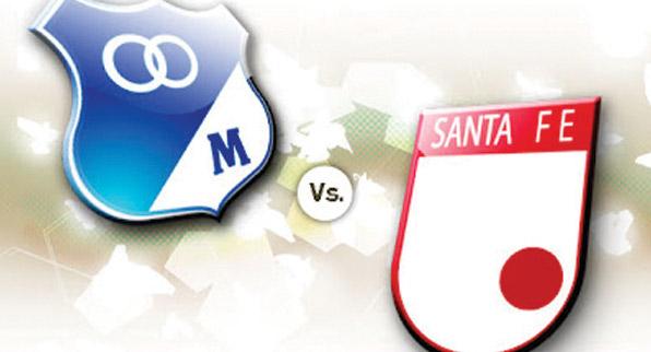 Millonarios vs Independiente Santa Fe
