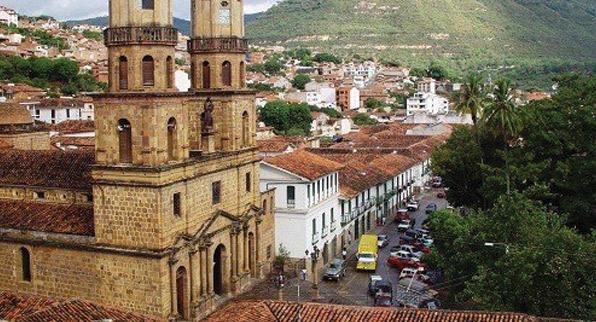 Destino GO: San Gil, Santander