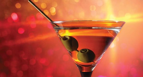 2X1 Martini
