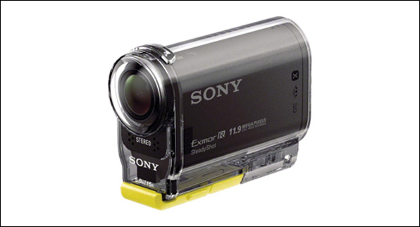 Action Cam de Sony