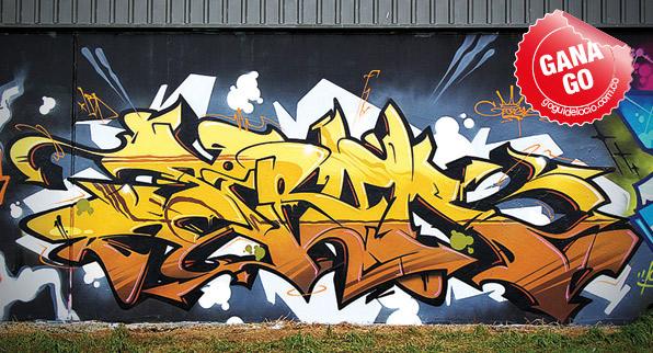 VÉRTIGO GRAFFITI
