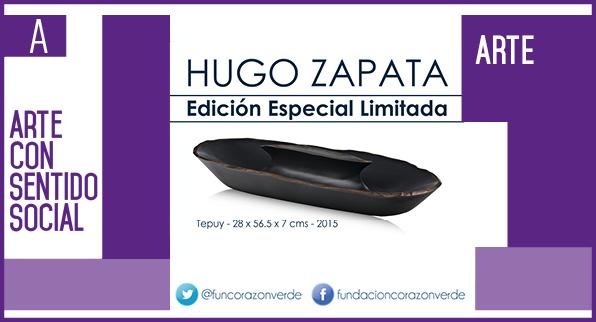 Edición limitada de Hugo Zapata
