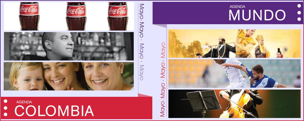 Agenda Colombia / Mundo Ed.112