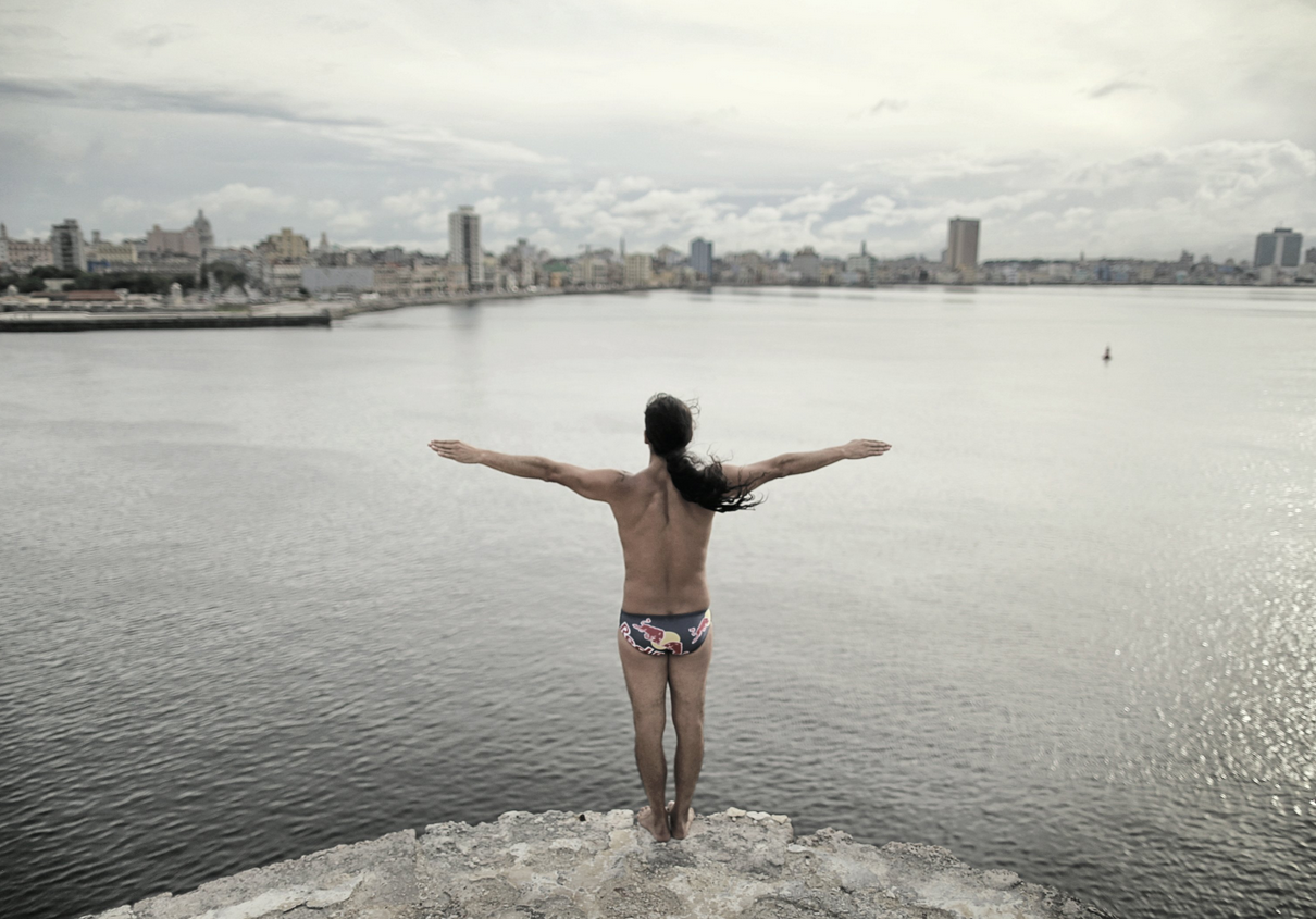 Red Bull Cliff Diving​ Cartagena