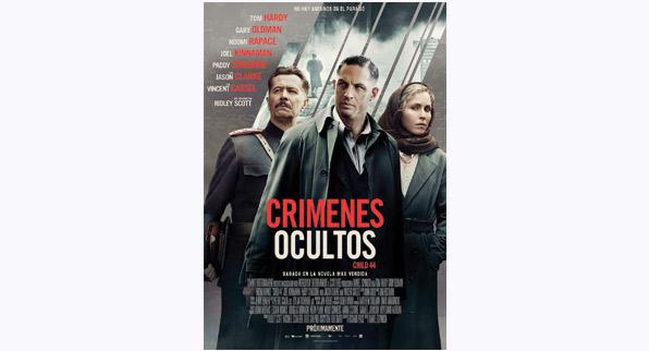 Crímenes Ocultos