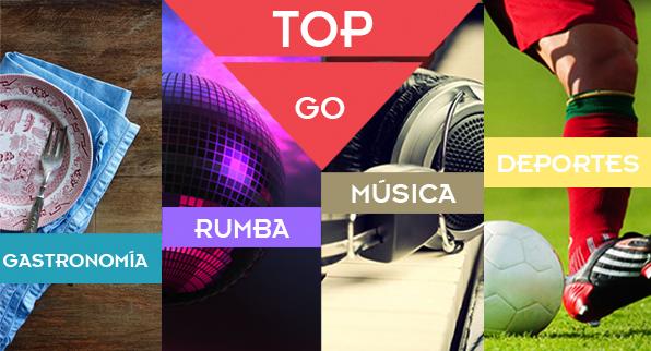 TOP GO Edición Abril