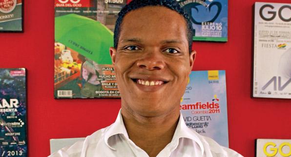 Luis Antonio Lloreda, chef del Chocó