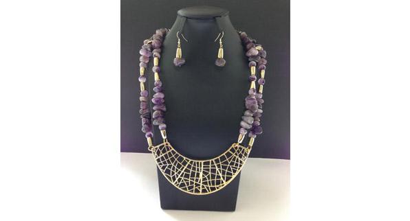 Carolina Cruz, joyas y accesorios