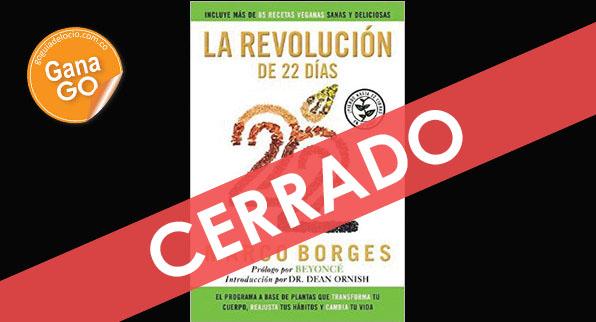 Gana el libro La revolución de los 22 días