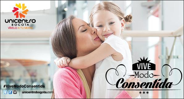 Mes de las Madres: Centros Comerciales