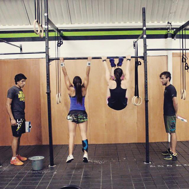 Caoba Cross fit