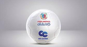 Copa américa en Cine Colombia