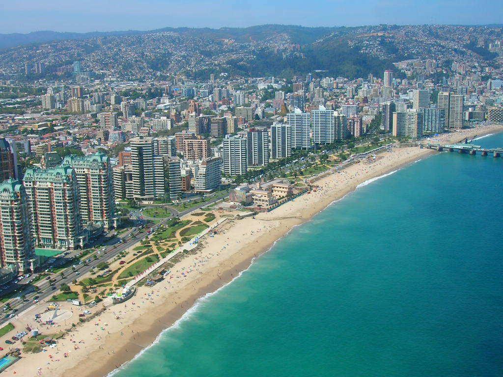 Ciudades sede de la Copa América 2015